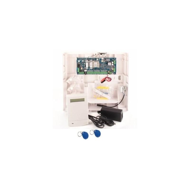 Galaxy Flex3-20 in kunstofkast met mk7 prox bedienpaneel