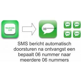 SMSanaloog SMS bericht...