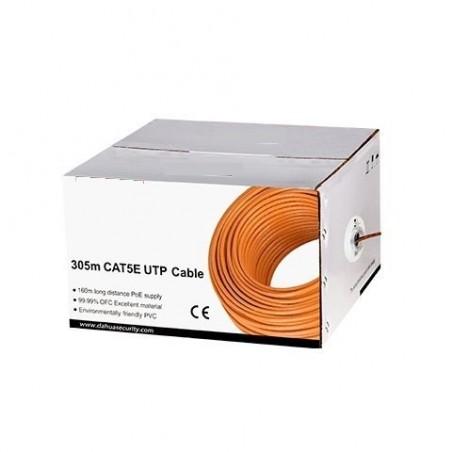 UTP kabel Cat 5E koper 305 meter