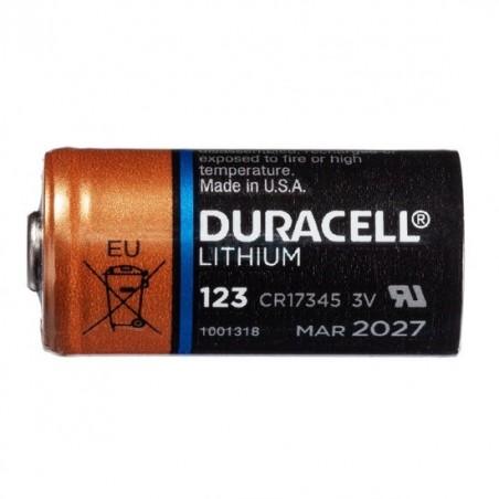 Duracel CR123