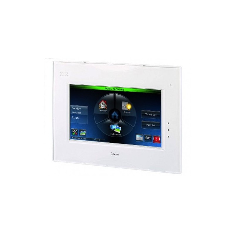 Galaxy TouchCenter Plus prox met opbouwbehuizing
