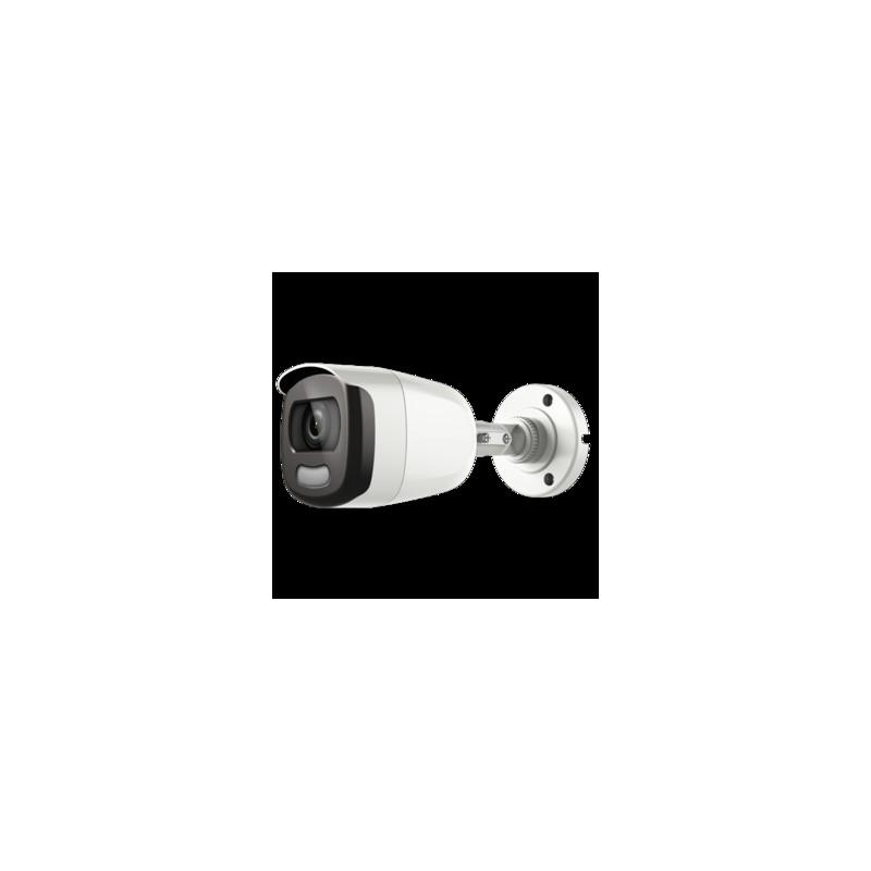Camera Bullet ColorVu 2 MP Full Time Color Turret Camera met vaste lens
