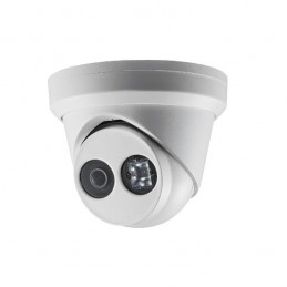 Hikvision DS-2CD2385FWD-I 8MP Turret 2.8mm Vaste Lens kleur wit