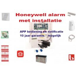 Alarm met installatie voor...