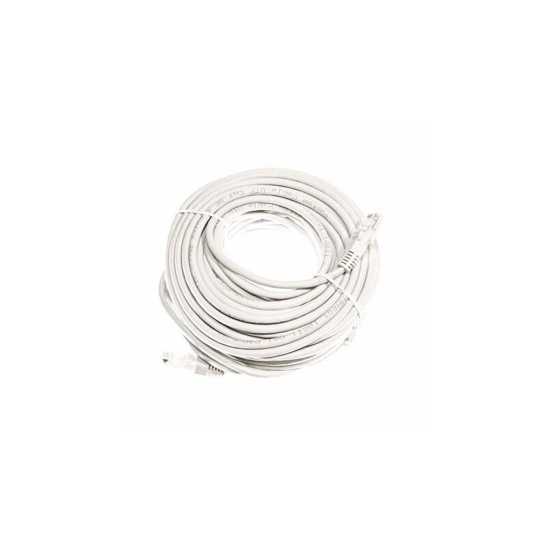 UTP kabel 10 meter RJ45 netwerkkabel CAT5e wit