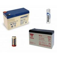 Accus en batterijen