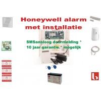 Alarm met installatie en doormelding via smsanaloog