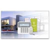 Alarm met installatie van Satel Perfecta